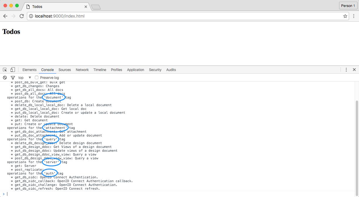 REST API Client   Couchbase Docs