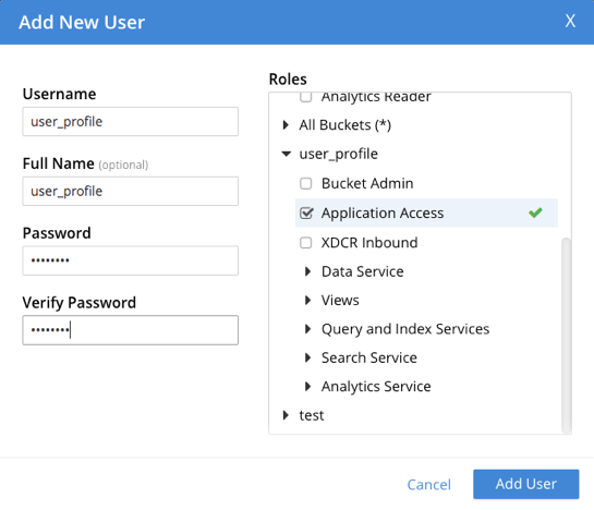 Using Couchbase Server to Build a User Profile Store | Couchbase Docs